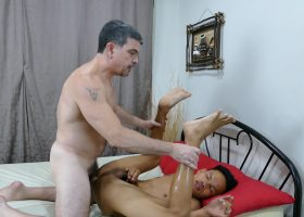Tickle and Fuck Me Daddy
